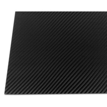Twill and Plain High Strength Carbon fiber sheet