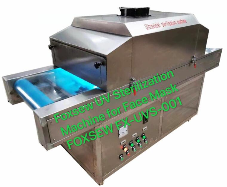 Foxsew UV Sterilization Machine for Face Mask FOXSEW FX-UVS-001 -2