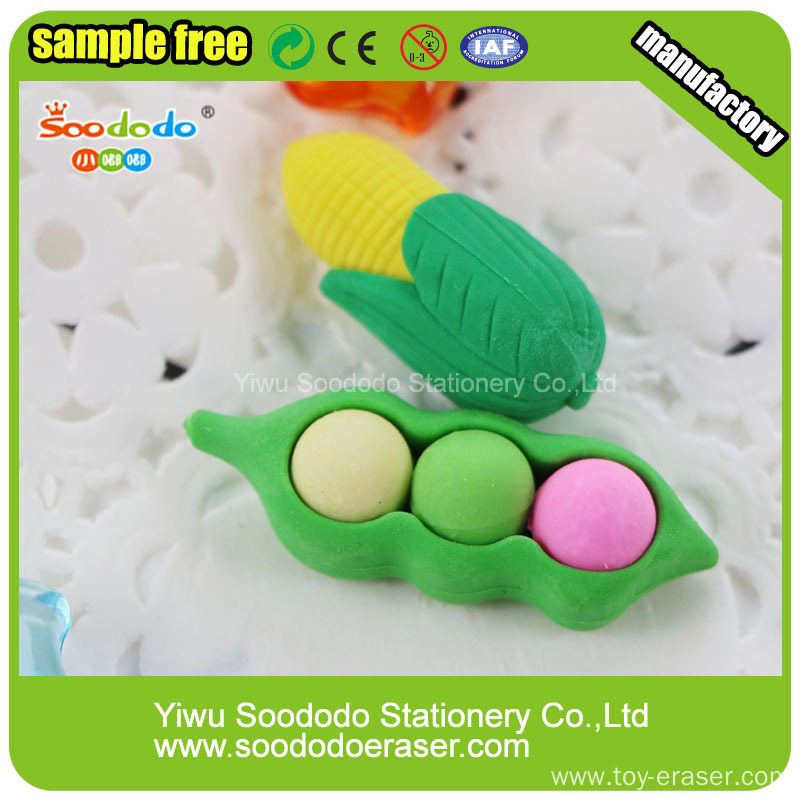 Soododo 3D polar bear Shaped Eraser