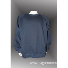Men's 70% Cotton 30% Polyester fleece top