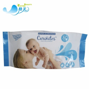 Baby Care Non Alcohol Baby Wet Napkins