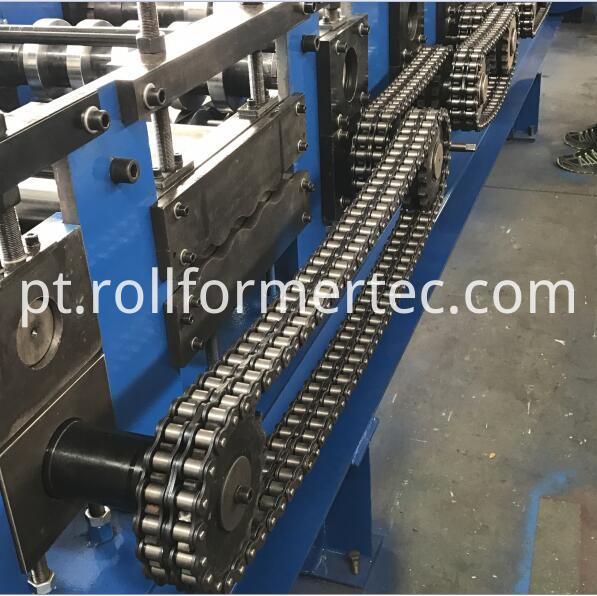 adjustable roll forming C Section Floor Beam roll forming machine