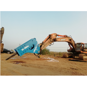 Hydraulic breaker hammer rock factory  OEM