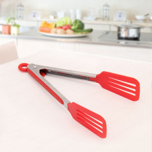 Nylon Kitchen Cooking Salad Serving Tongs