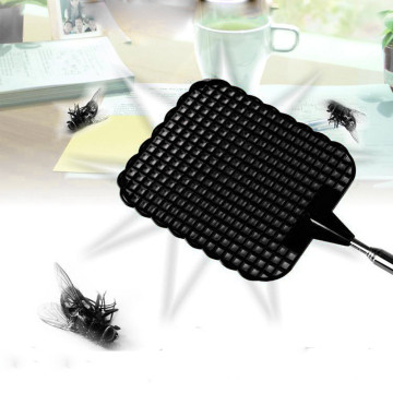 2019 Fly Swatters Telescopic Extendable Fly Swatter Prevent Pest Mosquito Tool Flies Trap Retractable Swatter Garden Supplies