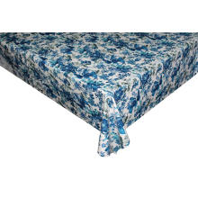 Elegant Tablecloth with Non woven backing Vinyl
