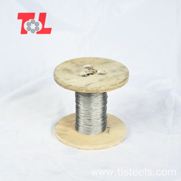 304 316 Nylon Coated Stainless Steel Wire Rope