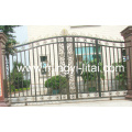 Iron Decorative Garden Wrought Iron Fence Gate