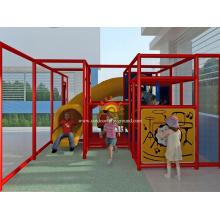 High Quality Eco-friendly Kid Indoor Play Structures