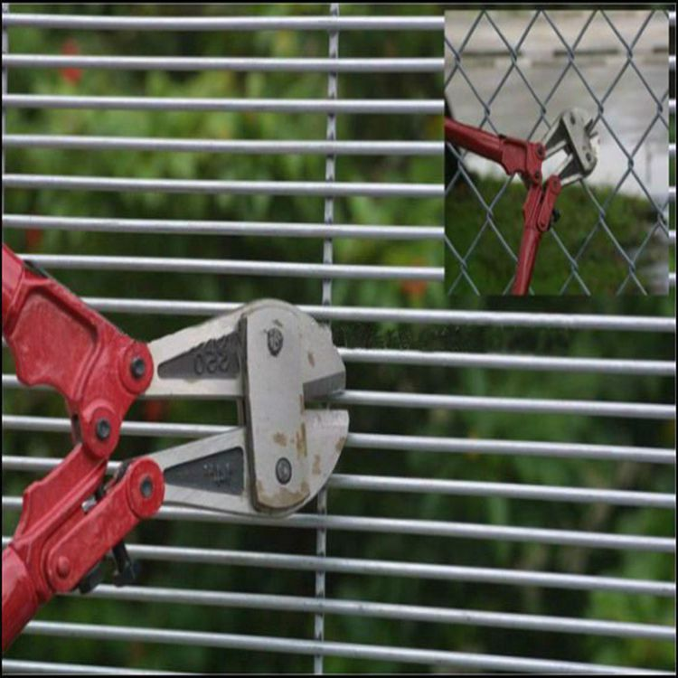 Factory 358 High Security Fence And Prison Mesh