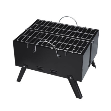 Charcoal Barbeque Grill Foldable and Portable