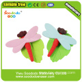 Green Dragonfly Eraser ,Rubber Toy Erasers