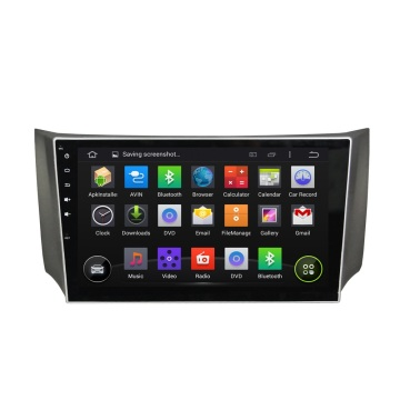 Sylphy 2012-2015 car DVD player