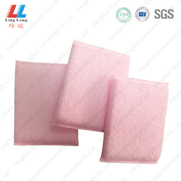 Single style cleaning cloth sponge