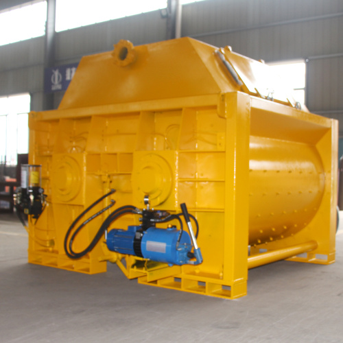 Mini portable cement 1500l JS concrete mixer