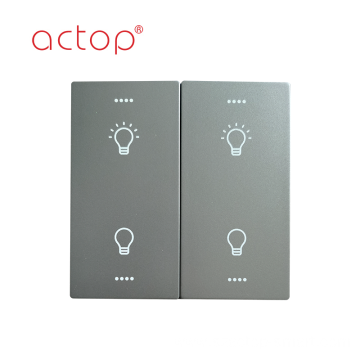 New design Electrical light wall switch and socket