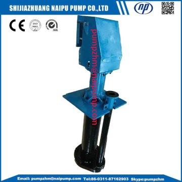 wear resistant vertical slurry pumps