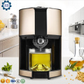 220V/110V hot oil press machine,cold soybean oil pressing machine,almond /argan seeds extraction machine with high quality
