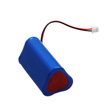 18650 1S3P 3.7V 6600mAh Lithium Ion Battery Pack