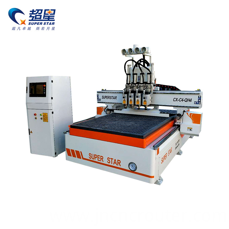 Good quality multihead wood machine