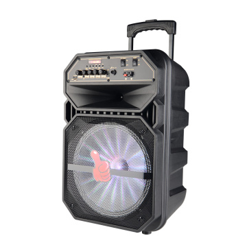 Home theater horn outdoor speaker with subwoofer