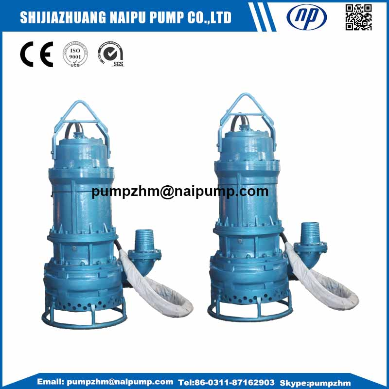 002 Submersible slurry pumps