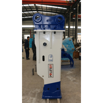 Box type hydraulic hammer