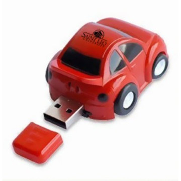 Plastic USB Memory Stick Car USB Flash Drive