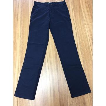 Men's Solid Color Long Pant