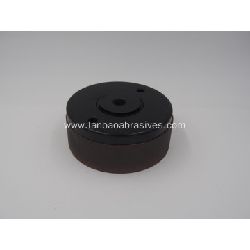 D100mm Cup shape BD polishing wheel with base
