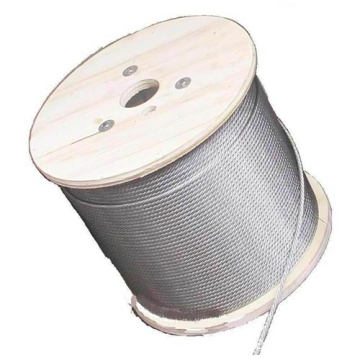 6X36SW Dia.6.0mm to 28mm Stainless Steel Wire Rope