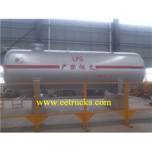 25000 Liters Horizontal Liquid Ammonia Storage Tanks
