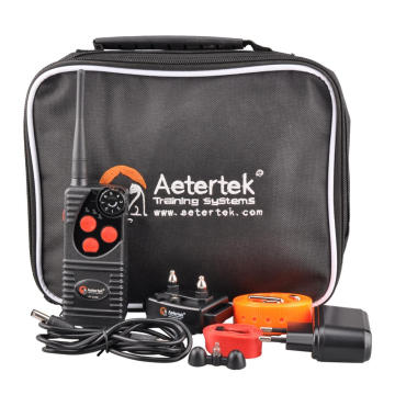 Aetertek AT-216D remote dog training collar leash