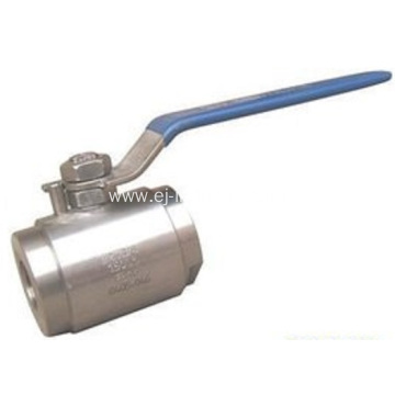 2 Pieces Floating Ball Valve