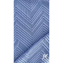 Cheveron Stripes Jacquard Knit Fabric