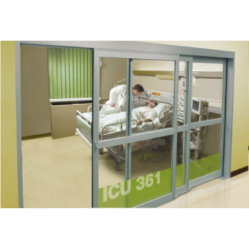 Access Partition Doors with Diverse Surface Treatments