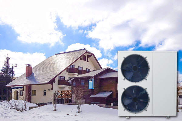 Low Ambient Temperatur Heat Pump