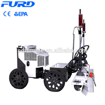 Chinese Concrete Laser Screed Machine For Exhibition Center Construction FJZP-220