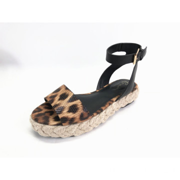 Women's Open Toe Espadrille Ankle Sandals