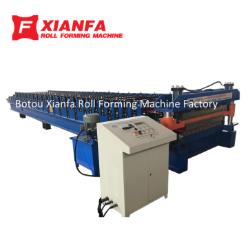 Products Corrugated Sheet Roll Forming Machine