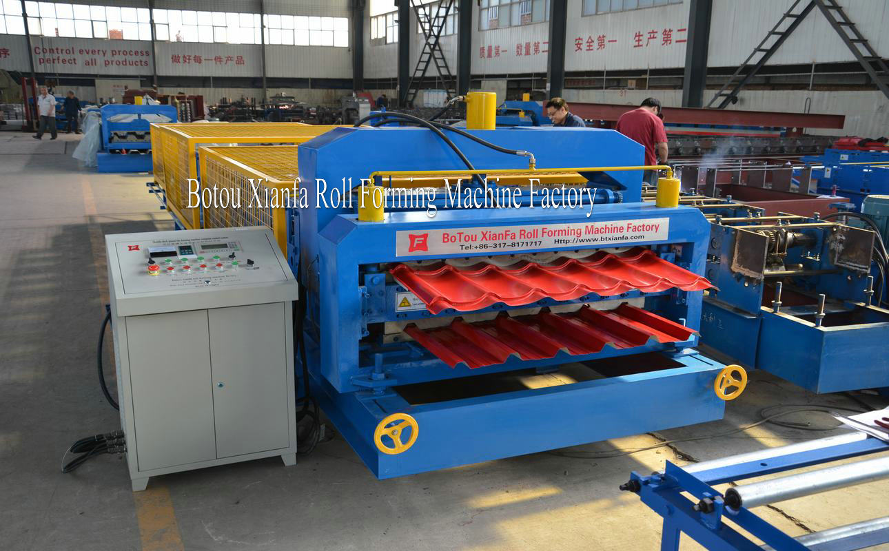 double layer equipment