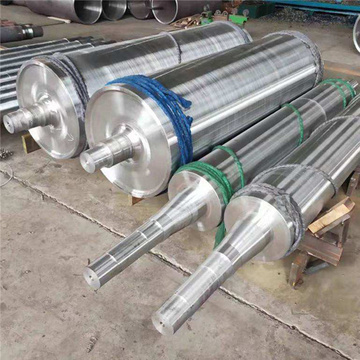 Smooth Calender Roll For Paper Machine