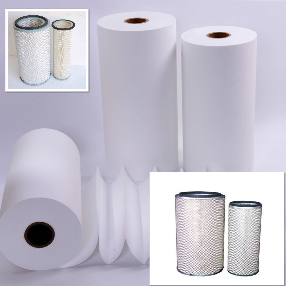 Oil and Air separator paper