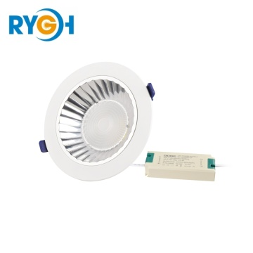 Boleng bo phahameng 30w COB LED Down Light Lighting
