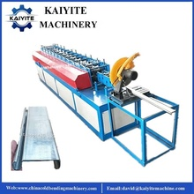 Semi-automatic Shutter Door Salt Machine For Guatemala