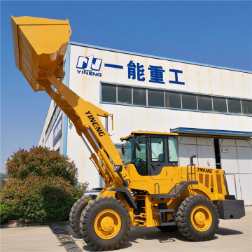 3 Ton small Wheel Loader with longer arm