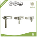 Anti Luce Catch Bolt On Short Thread Fastener