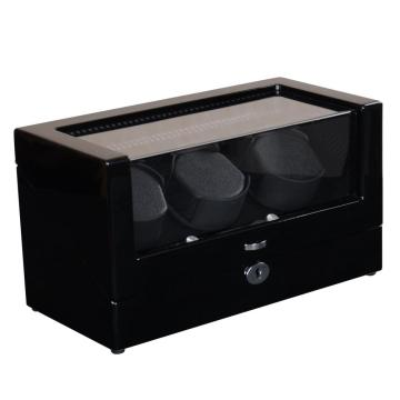 Black Velvet Watch Winder