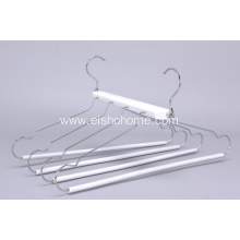EISHO Wood Multilayer Shirt Hanger