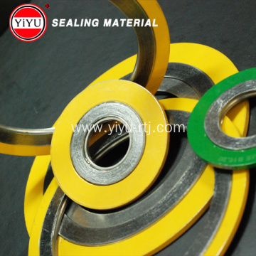 Valve Spiral Wound Gasket with IR and OR